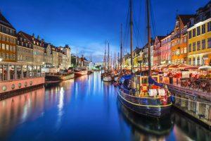 moving to denmark copenhagen the nyhavn canal